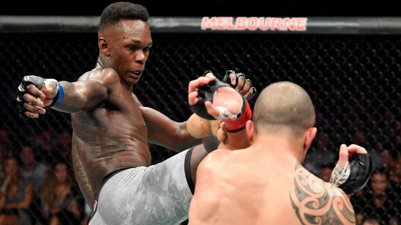 Israel Adesanya is an exceptional striker and a well-rounded MMA combatant