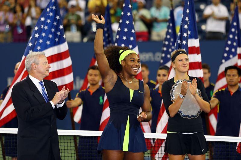 Serena Williams and Victoria Azarenka could meet again