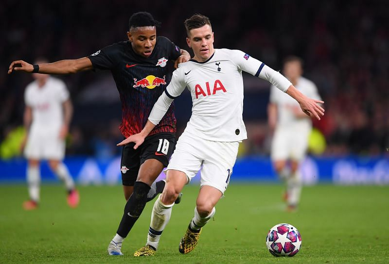 Lo Celso has been impressive for Tottenham Hotspur