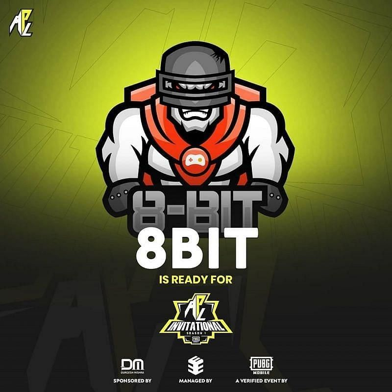 8bit are topping the APL Invitational Season 1 table
