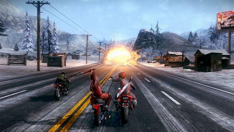 Road Redemption (Image credits: Steam)