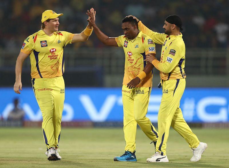 Harbhajan Singh and DJ Bravo started their IPL careers at Mumbai Indians.