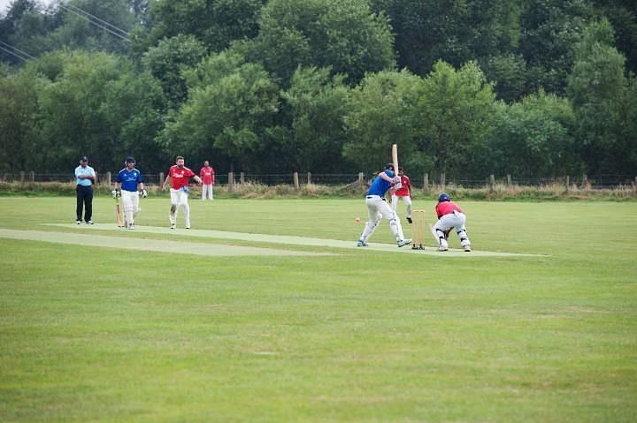 Pierre Werner Cricket Ground (Luxembourg Cricket)