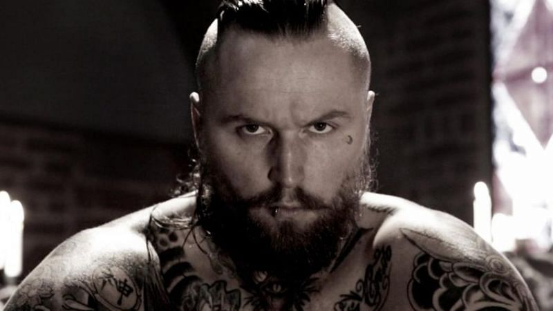Are you ready to see Aleister Black