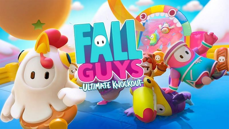 Fall Guys Ultimate Knockout Full List Of Maps