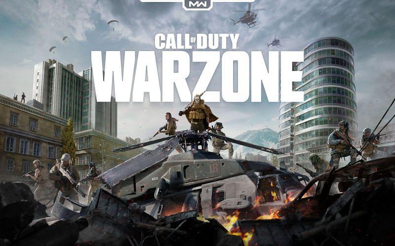 COD Warzone, (Image via wallpaper crave)