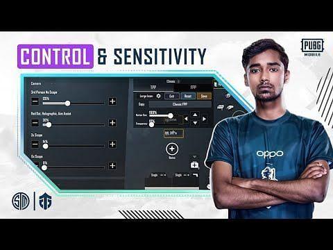 TSM Entity Neyoo control setup and sensitivity settings(Image credits Neyoo YT)