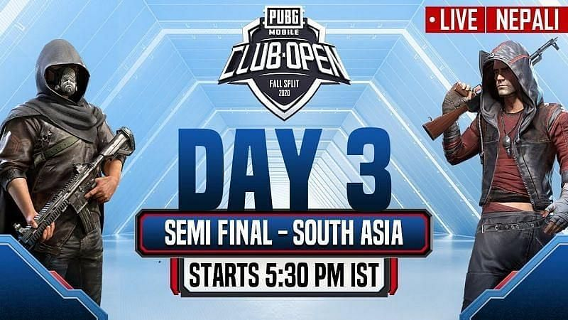 PUBG Mobile Club Open Fall Split 2020 South Asia recap (Image Credits: PUBG Mobile Esports)