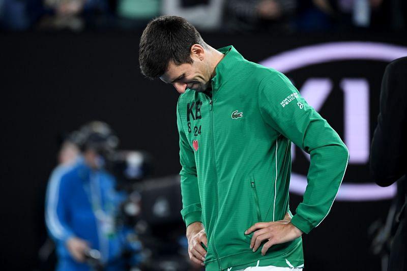 Novak Djokovic Posts Powerful Image Wishing Late Friend Kobe Bryant On His Birthday