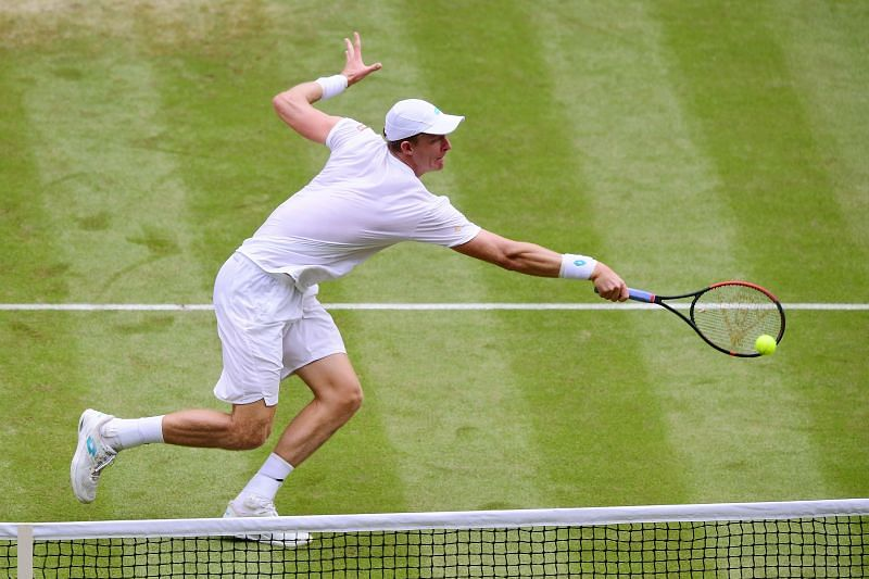 Kevin Anderson is on the comeback road again