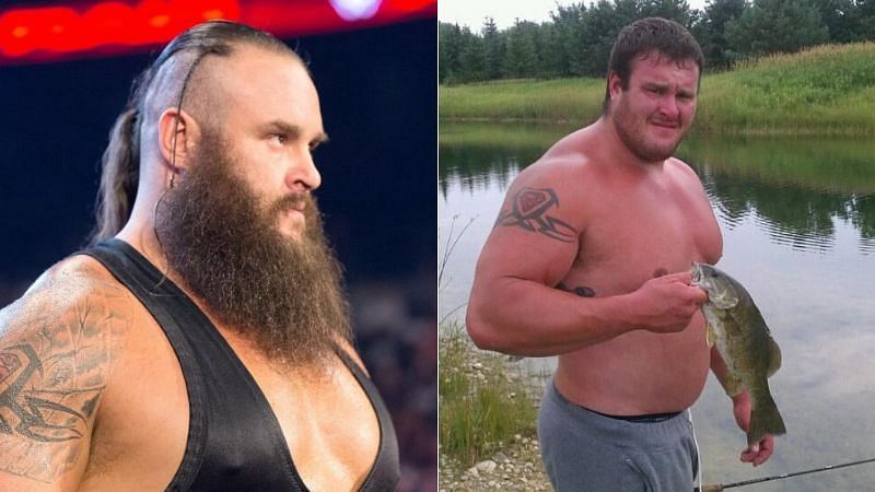Braun Strowman signed with WWE in 2013