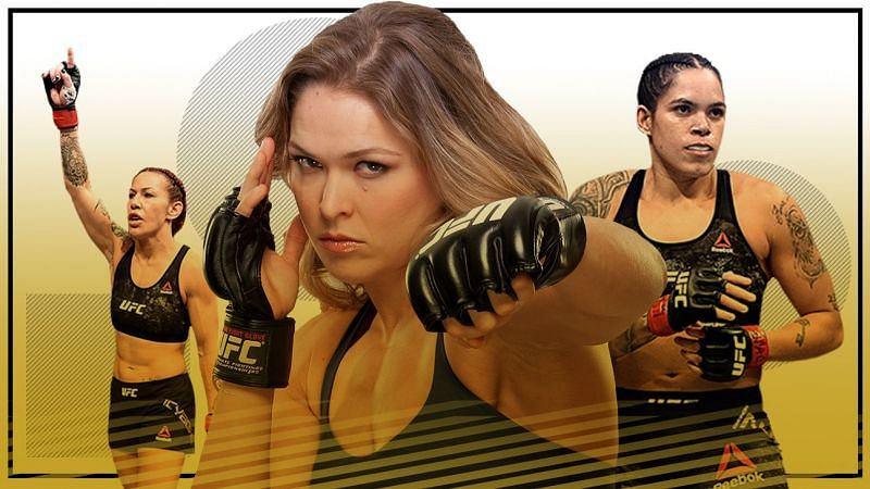 UFC Female Fighters
