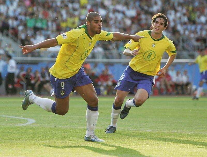 2005 Confederations Cup Semi Final Germany v Brazil