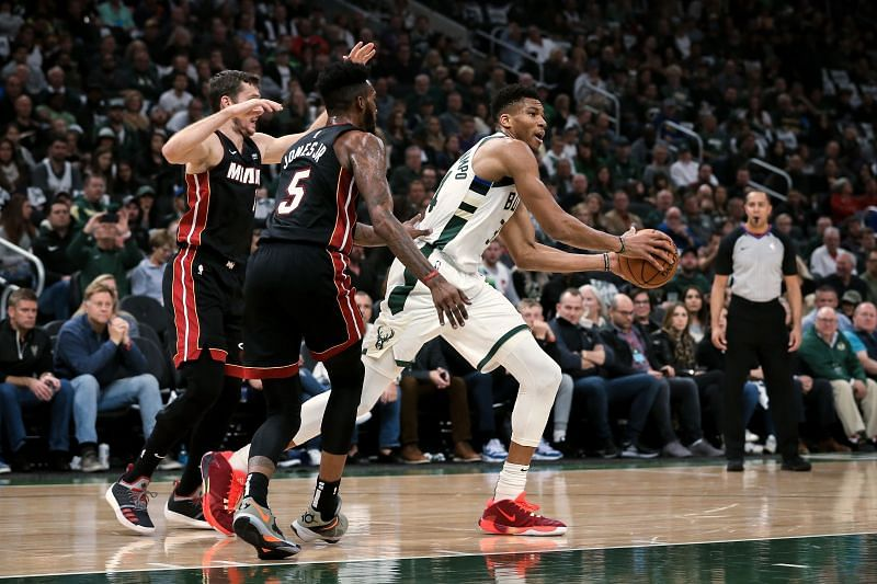 The Milwaukee Bucks will be looking for some retribution against the Miami Heat