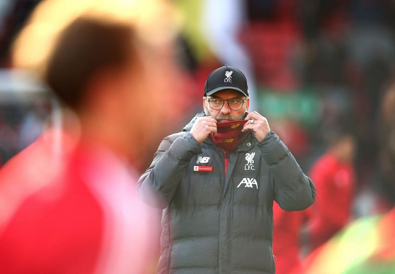 Jurgen Klopp could be set to lose one of his most reliable midfielders
