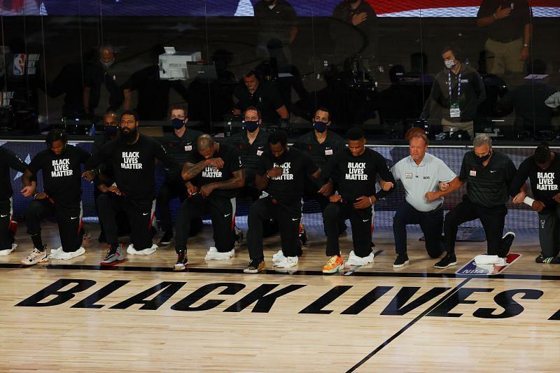 Milwaukee Bucks v Houston Rockets
