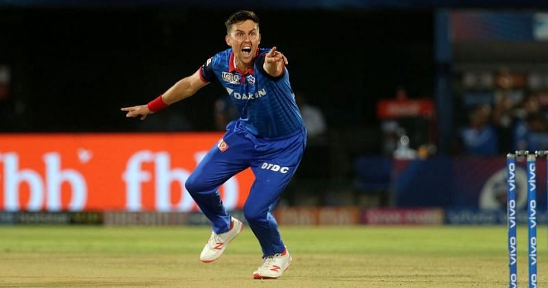 Trent Boult will partner Bumrah in the absence of Malinga in the 2020 IPL