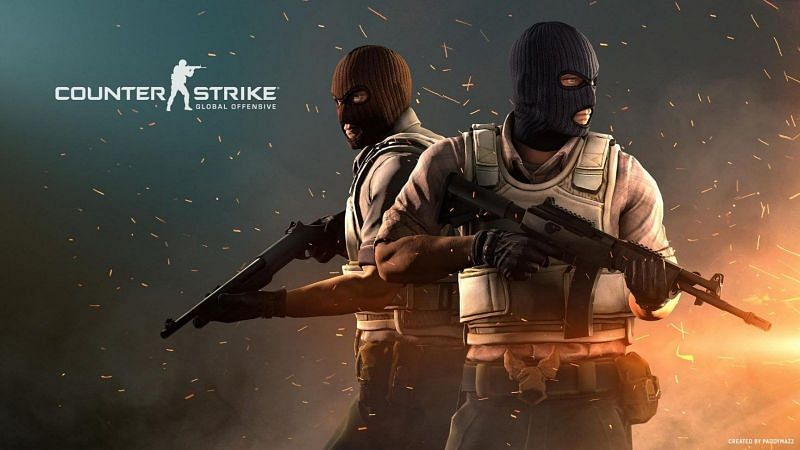 CS: GO, (Image via esports insights)