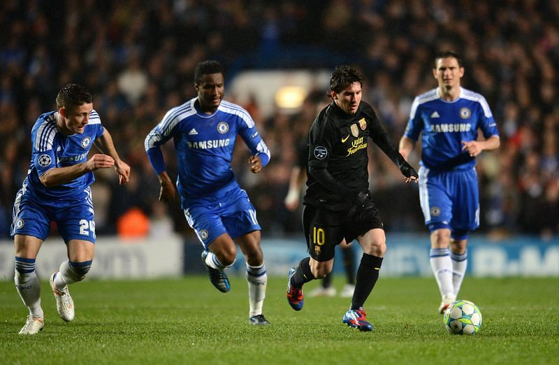 Messi scored a stunning 91 goals in the calendar year 2012