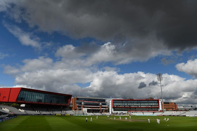 The atmosphere will stay cloudy in Manchester throughout the series