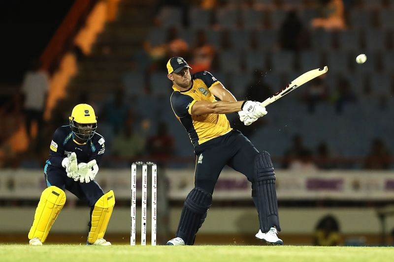 Barbados Tridents are the defending champions of CPL