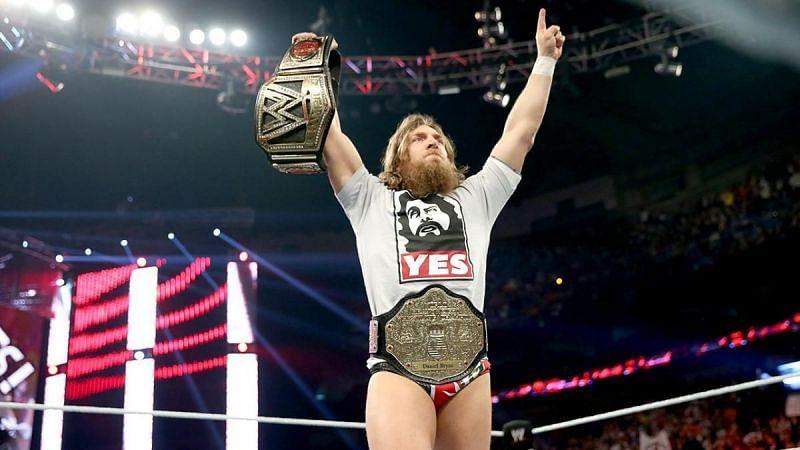 WWE दिग्गज डेनियल ब्रायन