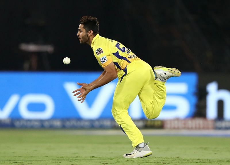 Thakur has been an inconsistent performer for CSK.