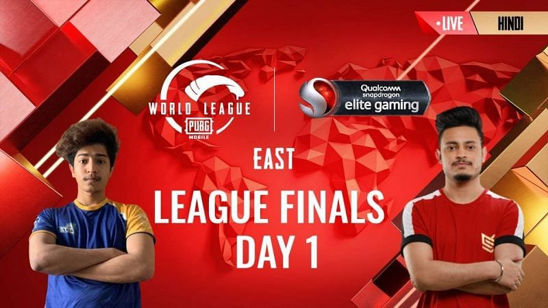 The PMWL 2020 East League Finals Day 1 schedule is out