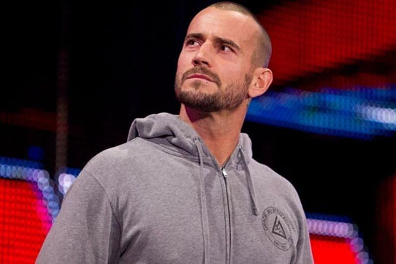 WWE के पूर्व चैंपियन सीएम पंक