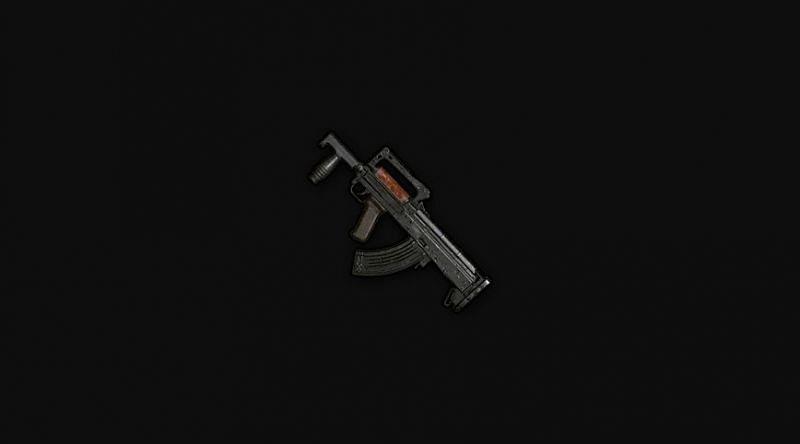 PUBG Mobile Groza Gun (Image Credits: pubg gamepedia)