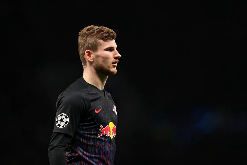 Timo Werner joined Chelsea in a big-money deal earlier this summer