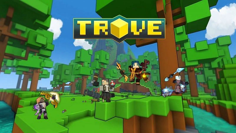 Trove (Image credits: Wolfvine Gaming, Youtube)