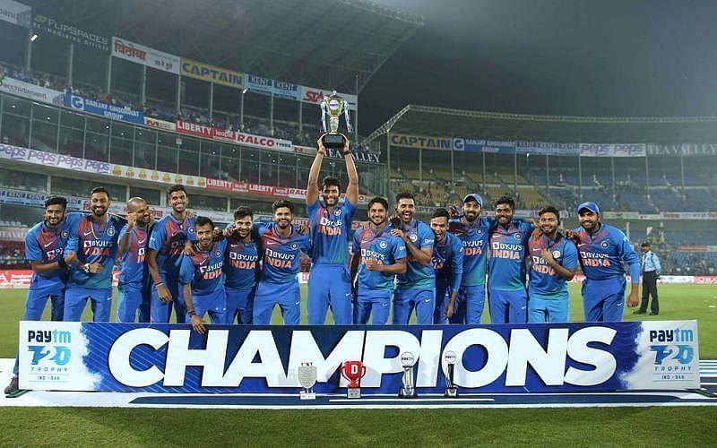 बांग्लादेश के खिलाफ भारत ने सिर्फ एक मैच गंवाया है
