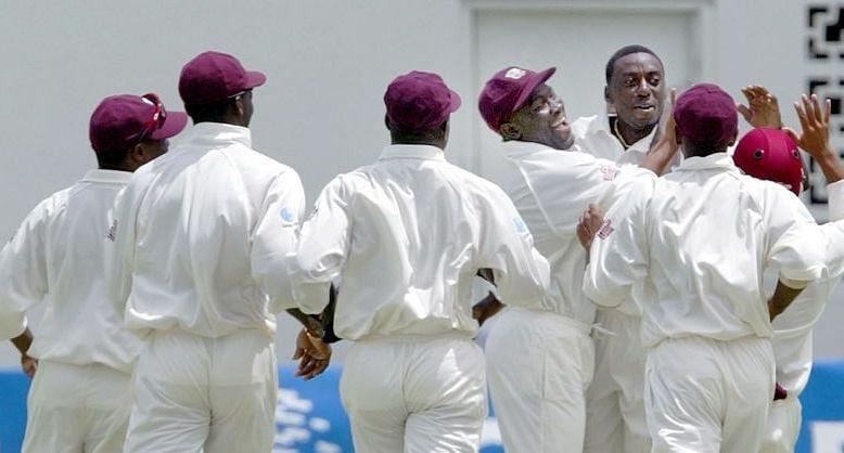वेस्टइंडीज ने आखिरी बार भारत को 2002 में हराया था