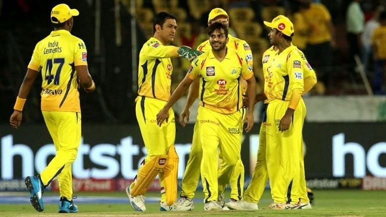 Members of the CSK contingent in the UAE for IPL 2020 have tested positive for COVID-19