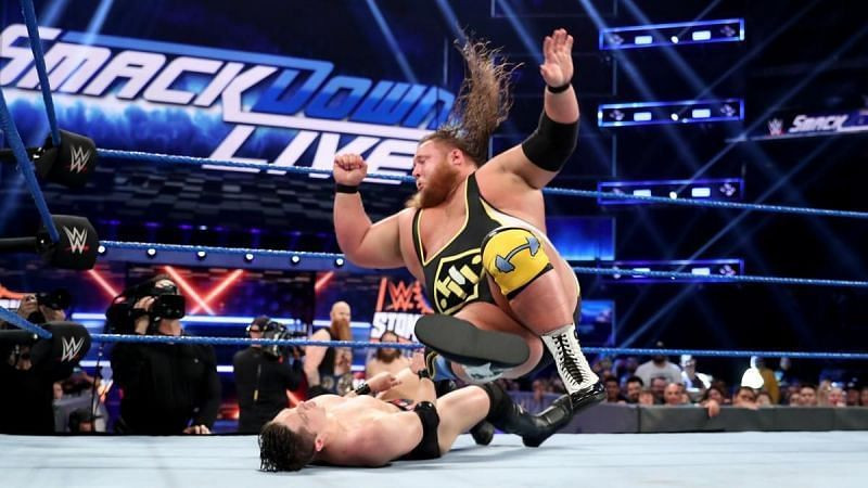 The big guy needs a new finishing move if he is to be a singles star