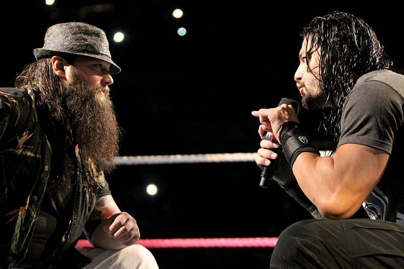 Roman Reigns and Bray Wyatt have a huge history with each other