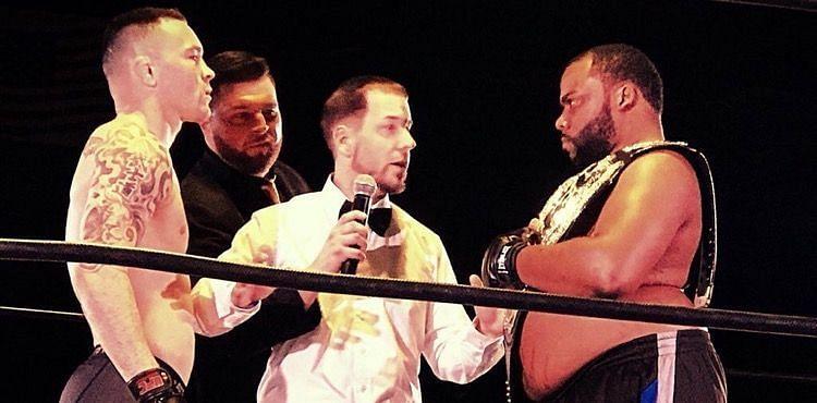 Colby Covington WrestlePro Career