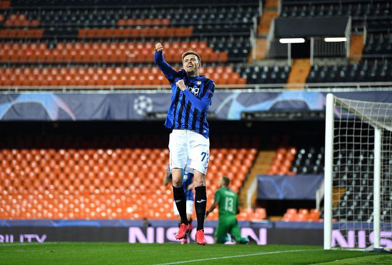 Atalanta is sensational in the final third