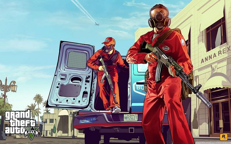 There are many websites and videos that claim they can provide players with GTA 5 APK file download links for Android devices (Picture Courtesy: wallpapercave.com)