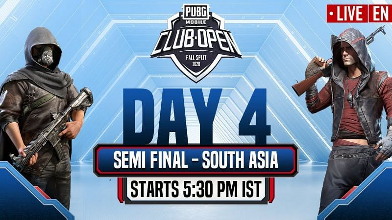 PUBG Mobile Club Open Fall Split 2020 South Asia recap (Image Credits: PUBG Mobile Esports)