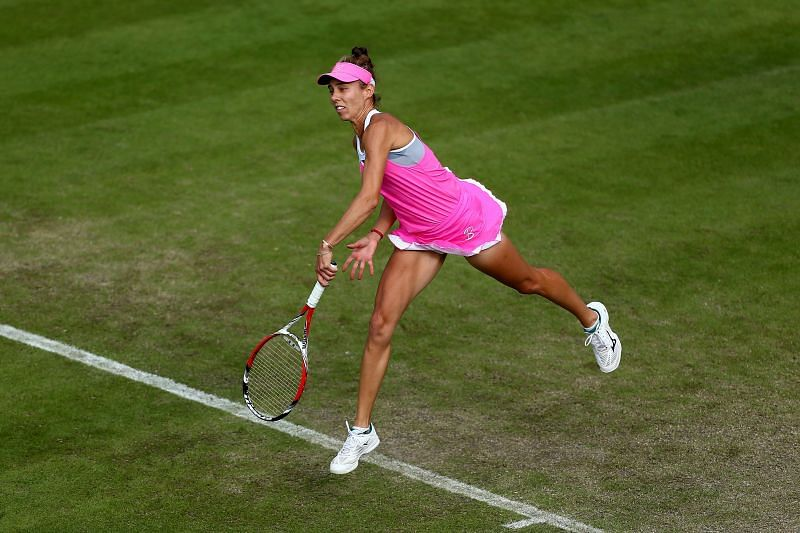 Mihaela Buzarnescu last played a match in September 2019