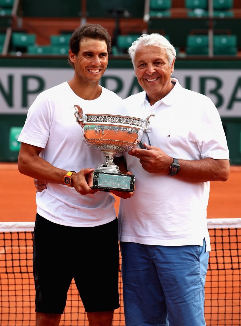 Rafael Nadal Appoints His Father On The Board Of Directors In New Business Venture