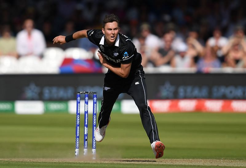 Trent Boult will ply his trade for the Mumbai Indians this season after being traded-in from the Delhi Capitals.