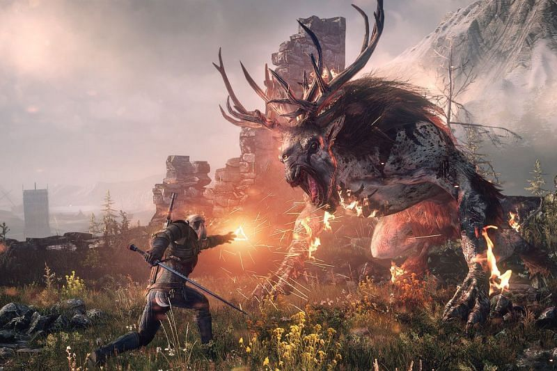 Witcher 3: Wild Hunt (Image credits: The Verge)