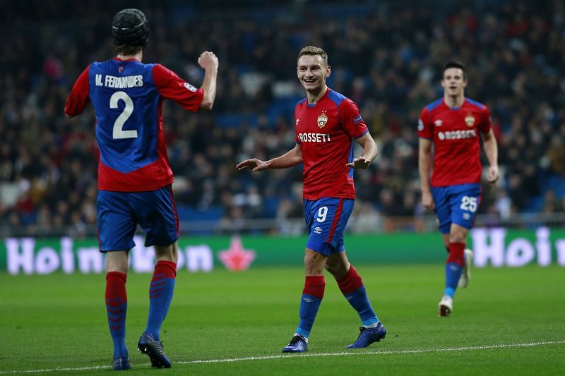 CSKA Moscow have started the season in decent fashion