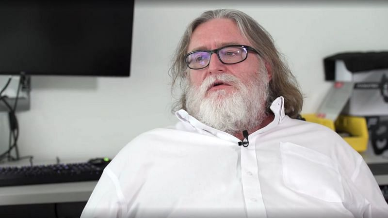Valve CEO and gaming royalty Gabe Newell (Picture Credits: PC Gamer)