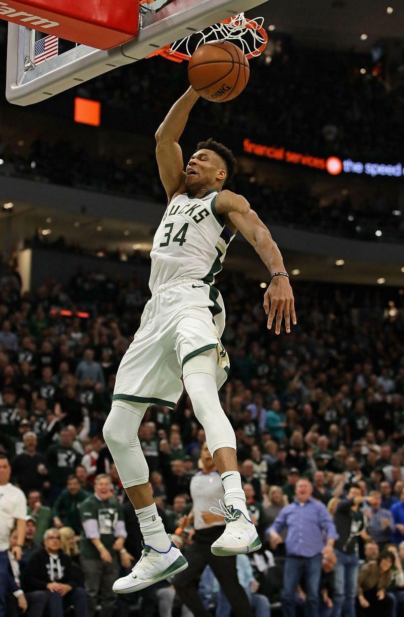 Boston Celtics v Milwaukee Bucks - Game Five