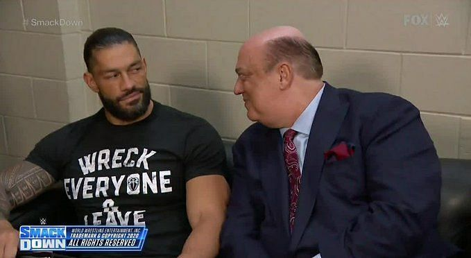 Roman Reigns is in for a huge tonal shift