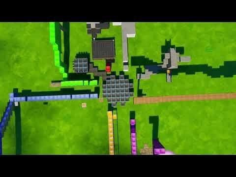 boro's mixed level deathrun map